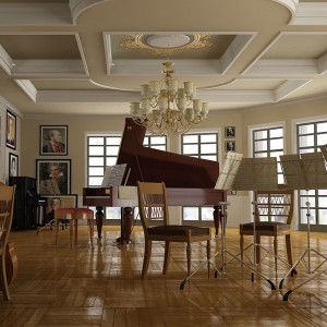 Music Room AR3