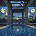 Night Spa Vray